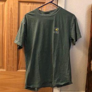 Comfort Colors Tops - Salty Dog T shirt